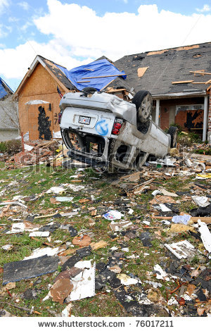 stock-photo-saint-louis-missouri-april-debris-from-destroyed-homes-and-property-including-overturned-76017211